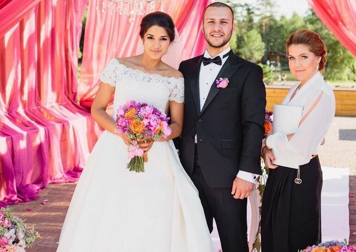 Отзыв о работе свадебного агентства Семейные ценности
