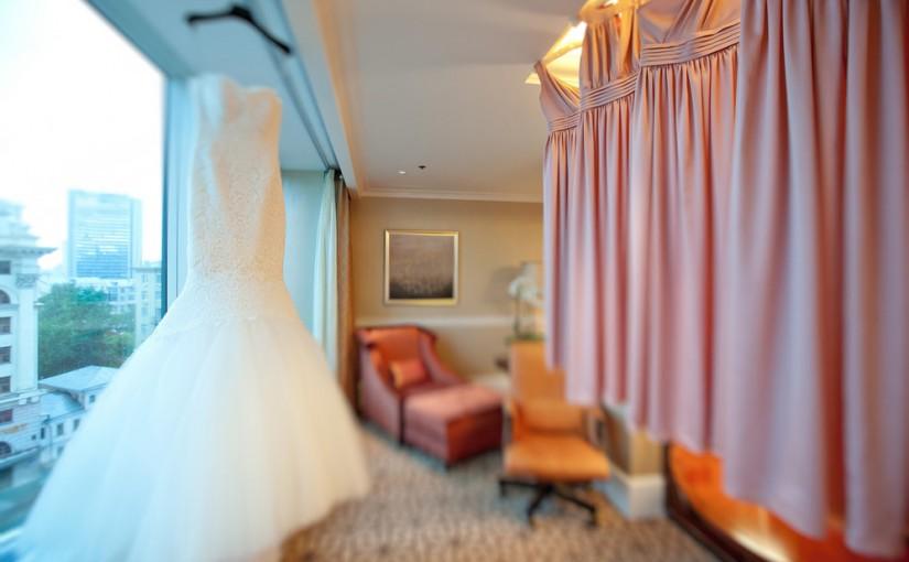 Стильная свадьба Тимура и Марины