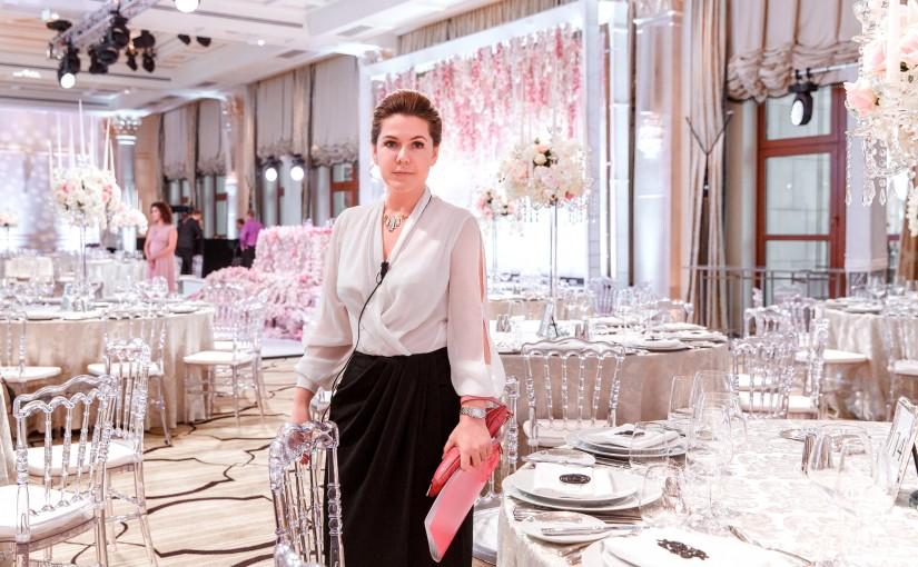 Свадьба в стиле Dior в отеле Four Seasons