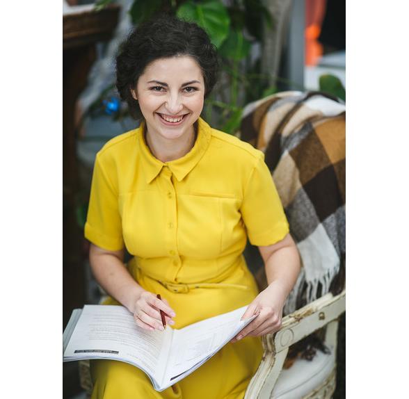 Татьяна Постникова - свадебный координатор агентства Семейные ценности