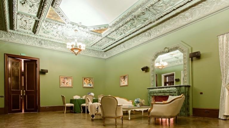 Свадьба в историческом особняке - дом Смирнова, Классическийзал