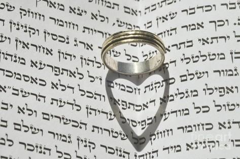 традиции еврейской свадьбы